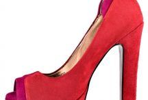 Red Hot Shoes