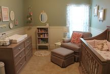 Nursery ideas / by Kristyn 💋💋💋💋
