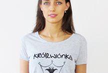 Kashubian fashion / Bluzki z motywami kaszubskimi