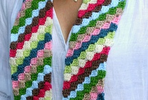 knitting & crocheting / by Mary Jayne Chuba