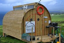 Tiny houses , sheds , log cabins , stables , general small spaces that look fantastic. / This board is to inspire people to get creative and make their own small space , be it a workshop , log cabin , retreat , holiday home , stable , the list is endless , have fun.