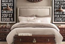 M A S C U L I N E | D E C O R / Home interiors with a masculine touch. / by Moon River Travels