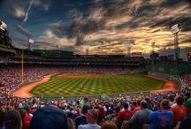 MLB Ballpark Board / Each Major League Baseball Ballpark Pictures / by Michael R