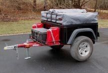Jeep Storage Trailers