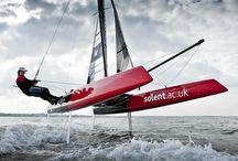 Foiling Sail