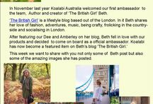 Koalabi Blog 2015 / These post are our weekly blog post for 2015