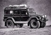 Land Rovers / Yes!