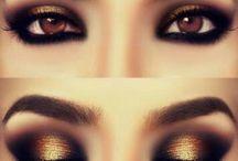 makeup & thinks
