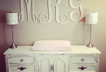 Baby Room Ideas / by Sarah Bloxham