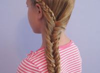 Minis hair styles