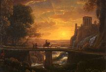 Lorrain, Claude (1600-82, French landscape painter)