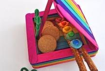Kids Crafts / by Britni Bertelli
