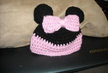 Baby hats / by Sherry J