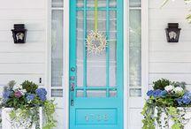 Home: Garden + Exterior / Outdoor Garden and House Exterior Design Inspiration