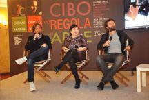 Cibo a Regola d'Arte 2014 / Tre giorni di arte e cucina a Milano, edizione 2014