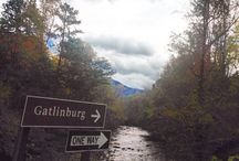 Road Trip / by Visit Gatlinburg