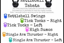 Kettlebell / by Abbie Moore