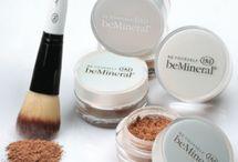 Make-up / Schone make-up zonder chemicaliën en schadelijke stoffen voor je huid en lichaam.