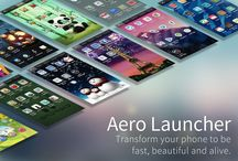 Aero Launcher - Live Wallpaper v2.29