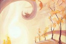 Meine Acrylgemälde / Hier findet ihr eine Auswahl meiner Werke. Mehr unter www.christinabusse.de