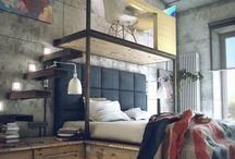 garage/chambre