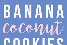 Two ingredients cookies