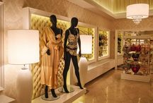 underwear & cosmetic department of GRANDE ORCHIDEE