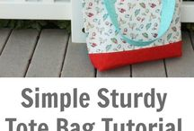 Bags sewing projects