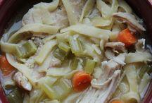 Soups, Soups and Soups / Soup recipes