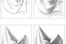 уроки рисования (процесс рисования)