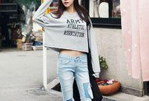 Moda/Coreana/Americana