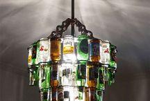 bottle lighting