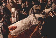 1617 ⁞ Francisco de Zurbarán / Spanish painter (1598 - 1664)