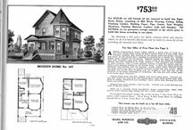 Sears Home Plans / by Shakira Williams