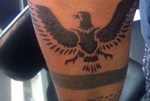 Aprendiz tattoo - / Experiencias em cobaias =D