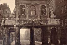 Spitalfield history