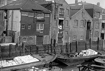 Limehouse Dock 1950's