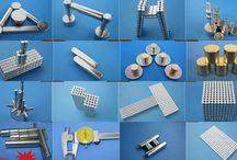 Cylinder Ndfeb Magnets