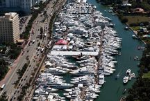 Miami International Boat Show / by Kusler Yachts