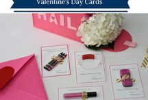 Happy Family Blog - Valentine's Day / Valentine's Day Ideas from DIY projects, crafts, recipes and family fun.