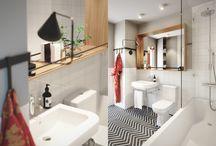 Bathrooms / Bathroom inspiration by Eklund Stockholm New York