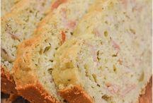 cake salé  sans gluten (apero )