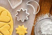 Pâtisserie petit gâteux de Noël