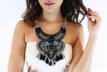 Be Jewelled / Gorgeous costume jewellery