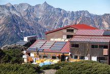 蝶ヶ岳(北アルプス)登山 / 蝶ヶ岳の絶景ポイント 北アルプス登山ルートガイド。Japan Alps mountain climbing route guide