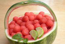 watermelon baskets