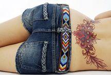 Tattoo / Ideer...