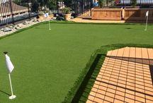 Golf - Artificial Grass