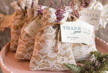 Esküvői köszönetajándék