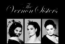 'Us' - Bex, Sophia & Tasmin / The Vernon Sisters!!